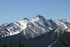 The Rocky Mountains (Canadian segment)