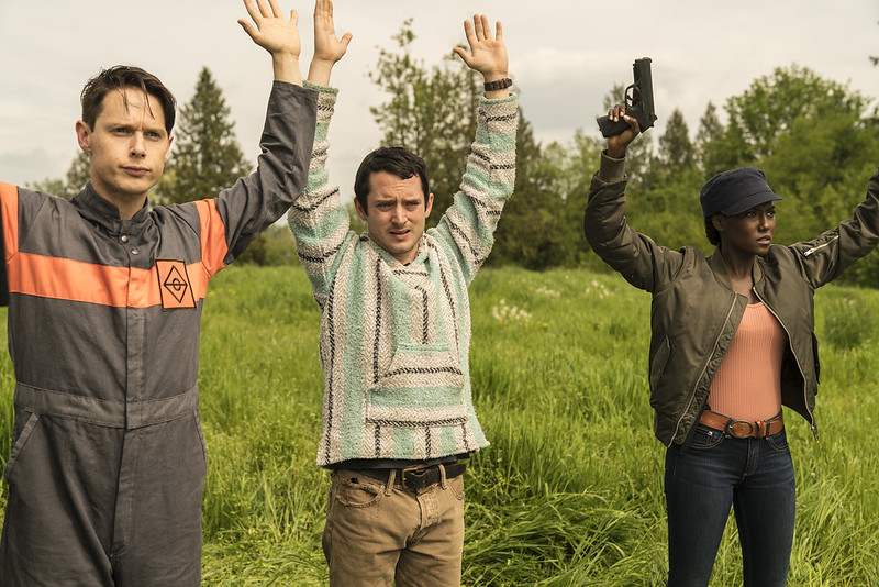 image - BBC America (Dirk Gently's Holistic Detective Agency, Season 2 First Look) 02