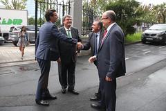 04/09/2017 - El Alcalde de Bilbao recibe a los 400 alumnos internacionales que estudiarán en el campus de Bilbao de la Universidad de Deusto durante el primer semestre
