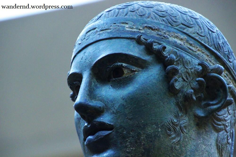 Wagenlenker von Delphi