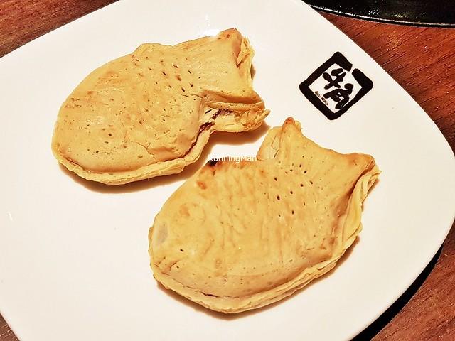 Cooked Taiyaki