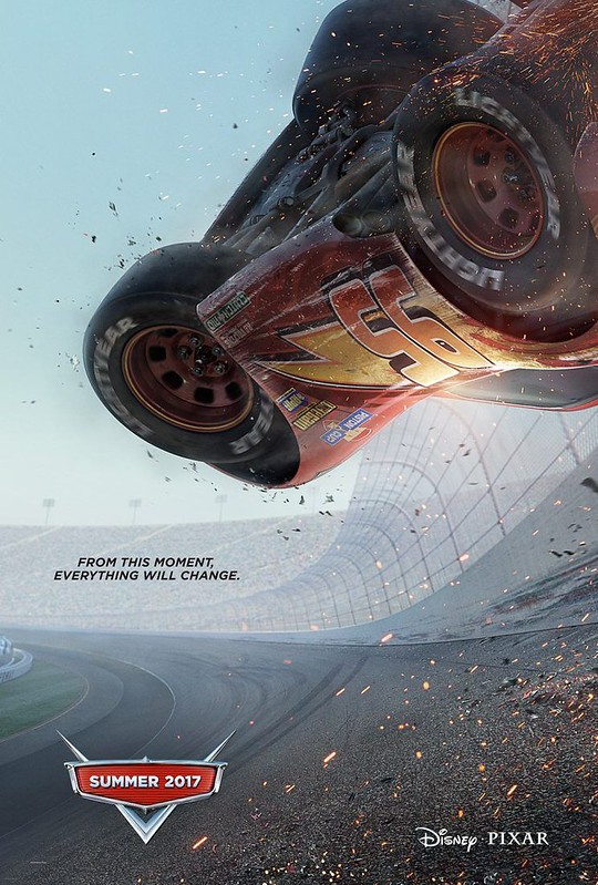 Cars 3 - Poster 1