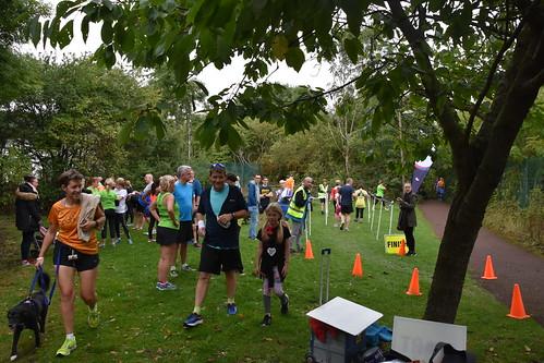 Run Report 16/09/2017 | Linford Wood parkrun