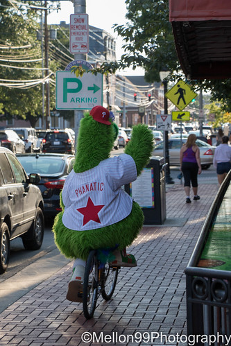 The Phanatic Has Left the Building