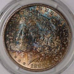 1880-CC Morgan dollar reverse