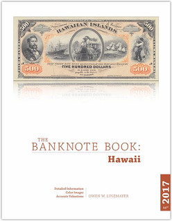 Banknote Book Hawaii Chapter cover