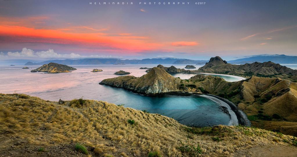 Padar Sunrise,West Flores
