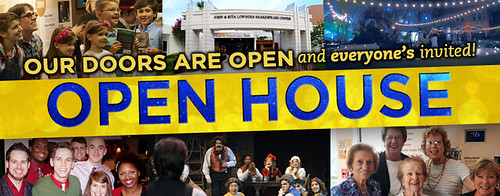 Orlando Shakespeare's FREE Open House and Movie Night