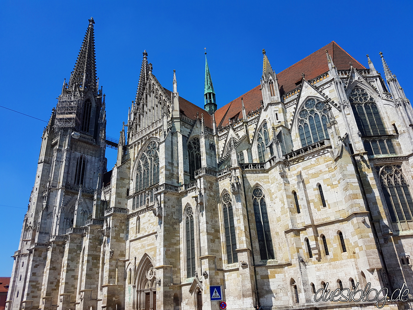 Regensburg Dom Sankt Peter Travelblog duesiblog 13