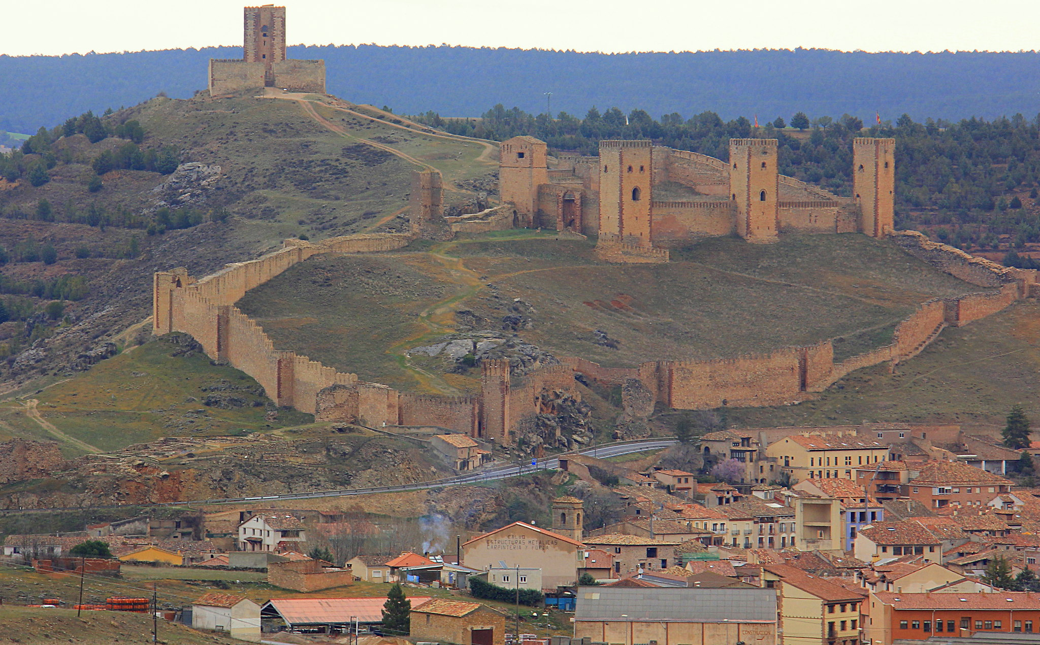 The whimsical beauty of central spain