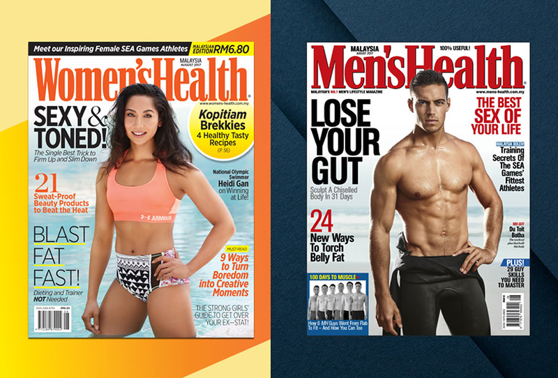mens health close down