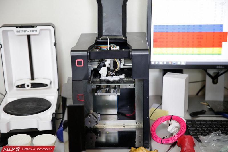 Pibic - Impressão 3D