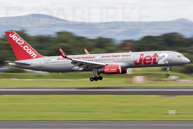 Jet2 G-LSAB 20-8-2017
