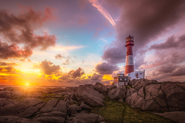 Giving light to the lighthouse