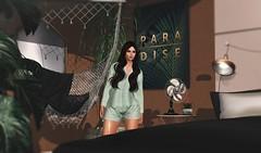 Paradise calls {Bedtime}