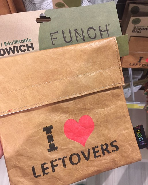 Reusable FUNCH bags, available at terra20