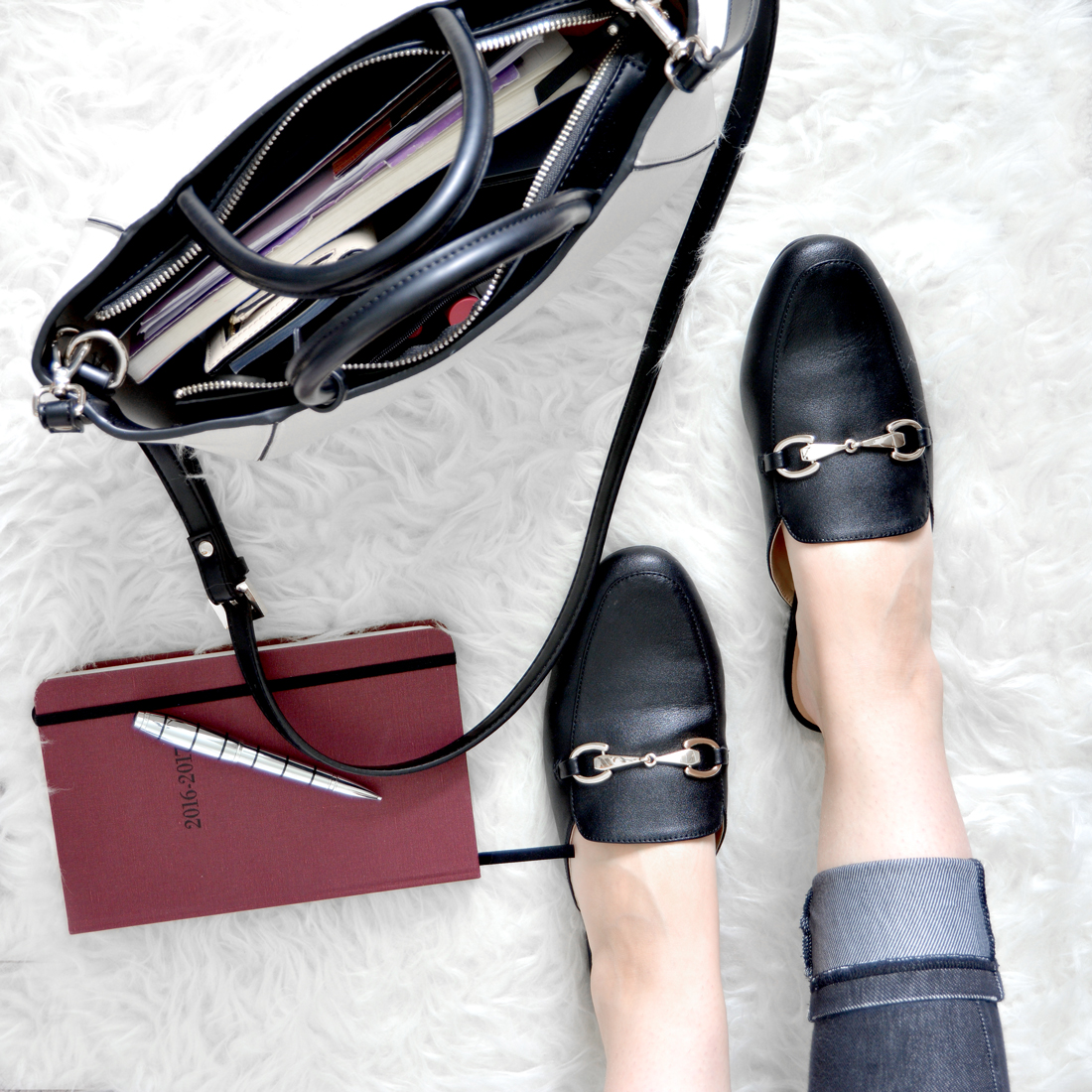 The Latest Obsession: Target Backless Mule Loafers