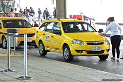 Fiat Palio Weekend Taxi - Bogot�, Colombia