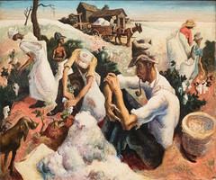 Cotton Pickers, Georgia, 1928-29