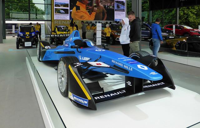 Renault E-dams