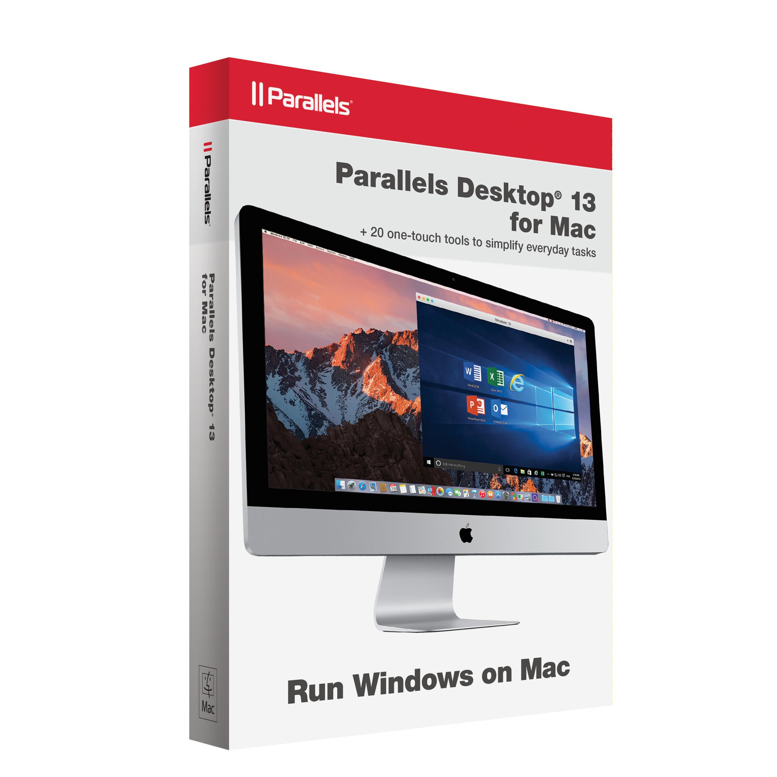 Parallels PARALLELS DESKTOP 13 FOR MAC ACADEMIC
