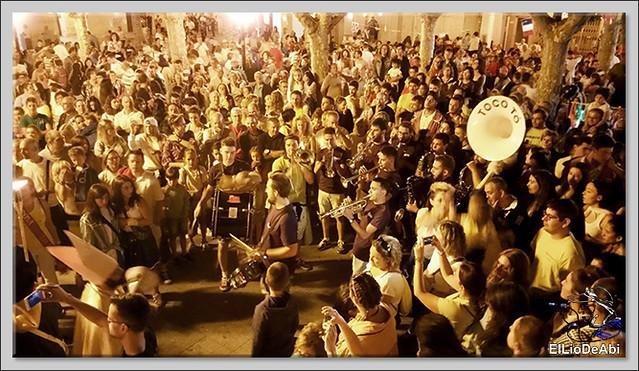 #BriviescaFiestas17 Jira campestre, entierro de San Roquín, subida de Blusas y traca Fin de Fiestas (7)