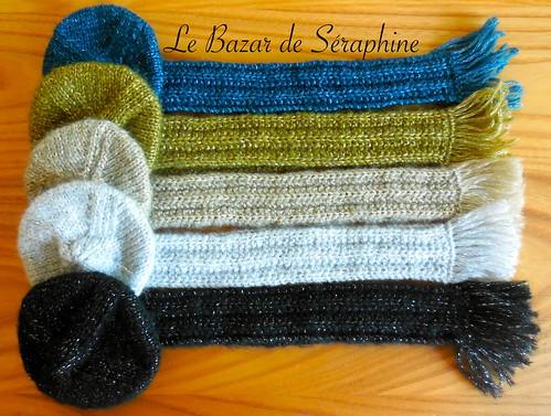 [V] Bonnets et écharpes (MSD) - plusieurs coloris [Tricot] 36909746886_3fd152fc03