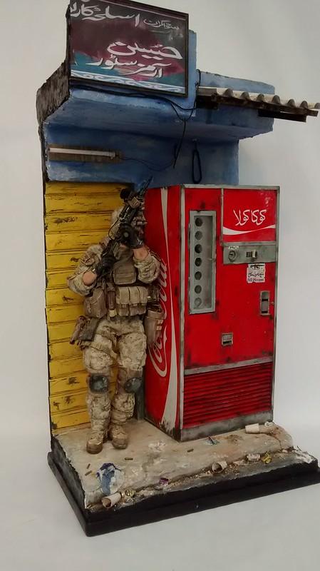 """ Coke save the Marines ""  Kabul - Afghanistan war 2012 36941857785_33febc8a4f_c"
