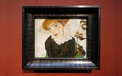 Schiele, Portrait of Wally Neuzil