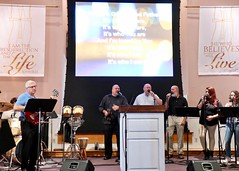 Worship Service with Ves Sheely (9/17/2017) - Worship