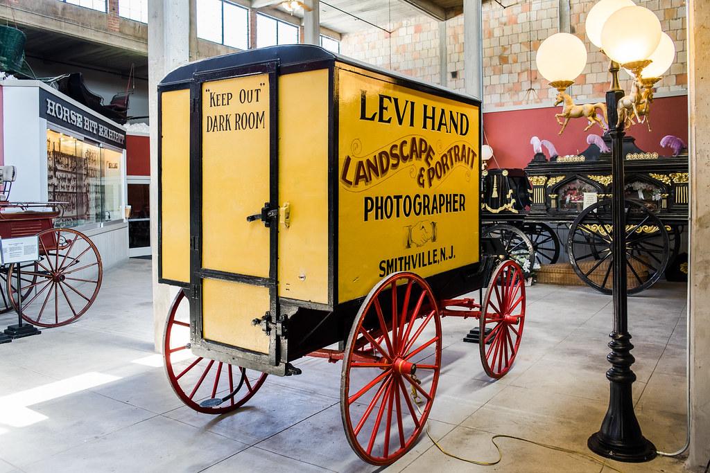 Le musée western de Stockyards Station (Texas) 37161934916_517999536b_b