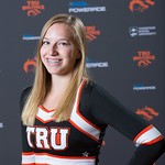 Haley Ramier, WolfPack Cheerleading Team