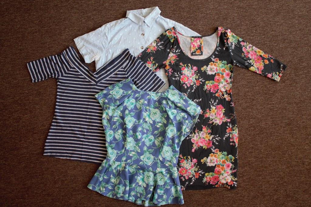 Capsule Wardrobe Challenge