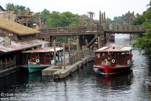 Lost River Delta