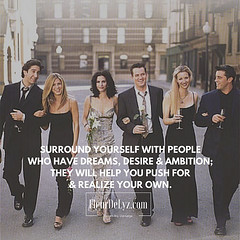 Surround yourself with great people