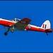WD331 G-BXDH De Havilland DHC-1 Chipmunk c/n C1/0270RAF - Royal Air Force (EGLF) 22/09/2017