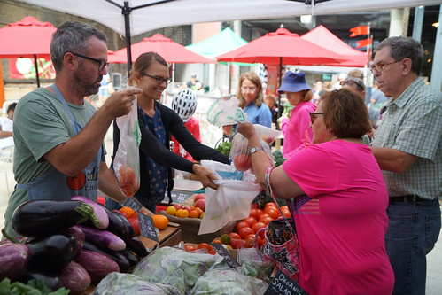 August 5, 2017 Mill City Farmers Market