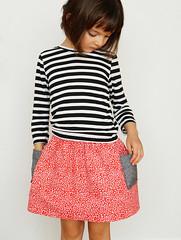 So Flippin' Cute skirt