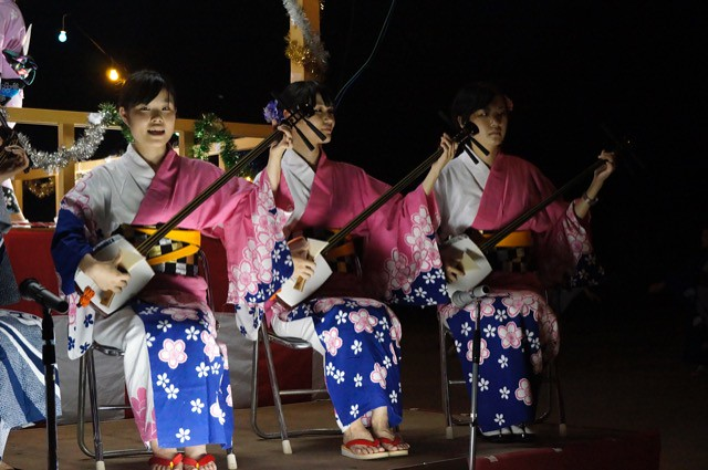 Bon Festival dance