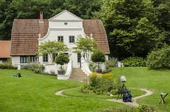 artists at Barkenhoff estate