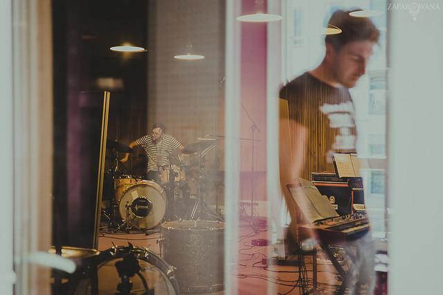 BEKSA - Reportaż z nagrywania płyty - Quality Studio - ZAPAROWANA.PL