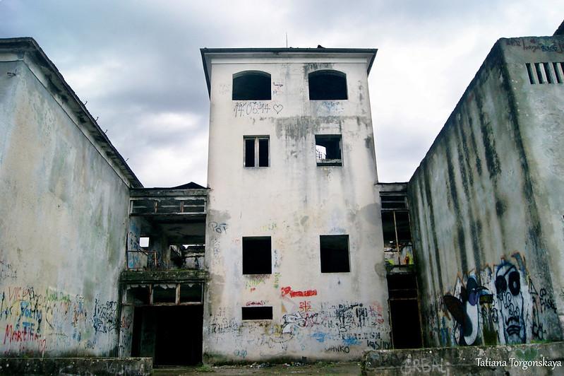 Башня резиденции