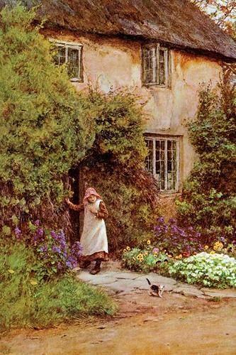 724f1dbd136b6bb3ece374cd59ae0455--cottage-door-the-cottage