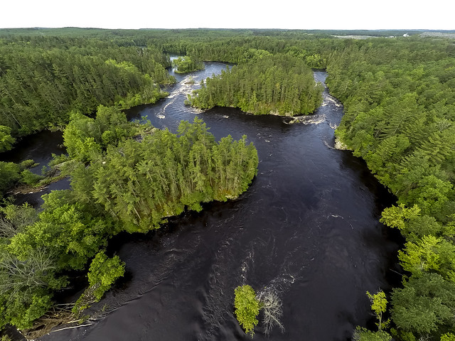 photo of Menominee River