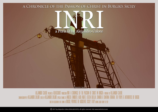 INRI a Short Film by Alejandro Calore (REAL&SHORT®)