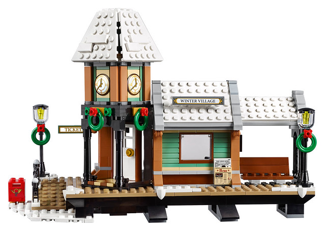 10259 Winter Village Station 4