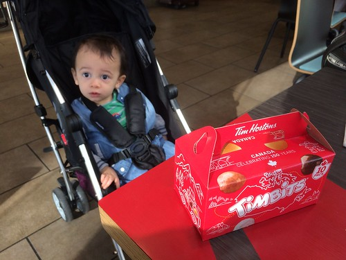 Baby's First Timbits
