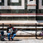Acordeon y Bicicleta / Accordion and Bicycle