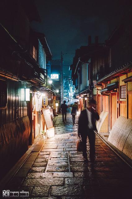 十年,京都四季 | 卷一 | 啟程 | 24