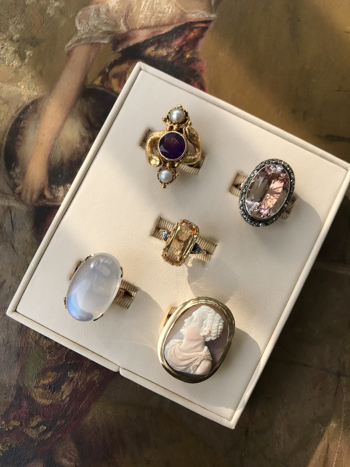 Jewelry Collection Stories Lindsey Of Parkavenueantiques